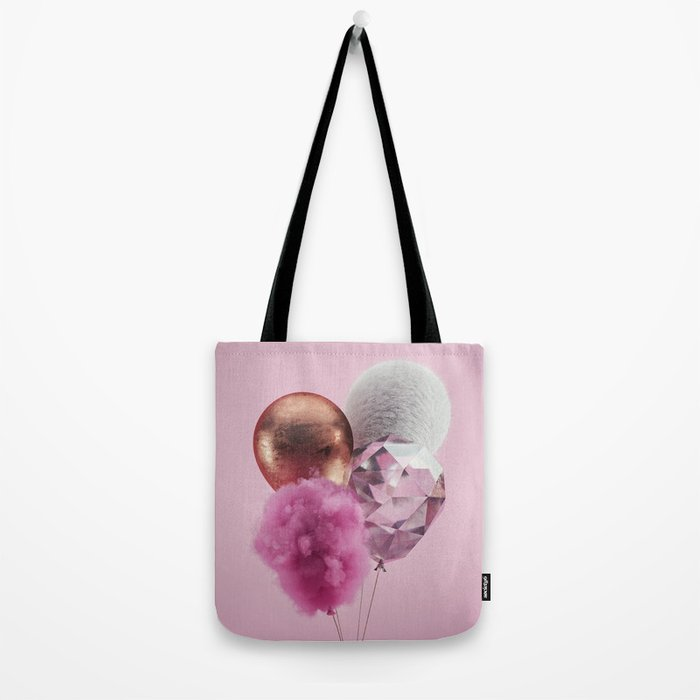 Baloons #4 Tote Bag