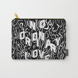 No Ordinary Love Carry-All Pouch