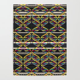 Pattern DNA Poster