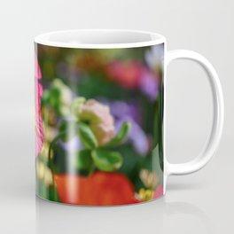 Frivolous Anemones in Spring Coffee Mug