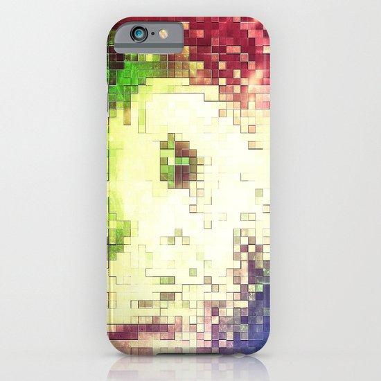 PIXEL NEBULA iPhone & iPod Case