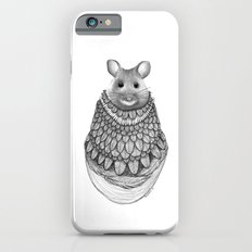 The Mouse- Feathered Slim Case iPhone 6s