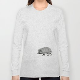 Funny Hedgehog SK050 Long Sleeve T-shirt