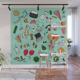 You've Got Mail Wall Mural