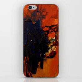 Mesmeric iPhone Skin