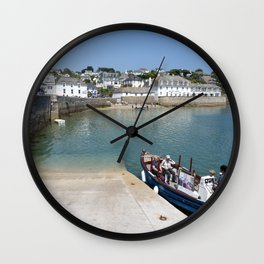 St Mawes Slipway Wall Clock