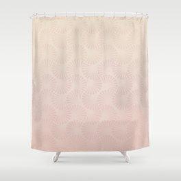 Signe du Coq Shower Curtain