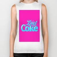 coke Biker Tanks featuring COKE >>> 1991 by Mark Mayr