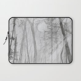 Shadow dogs at night Laptop Sleeve