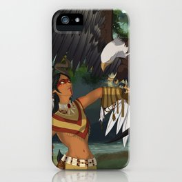 Eitineka iPhone Case