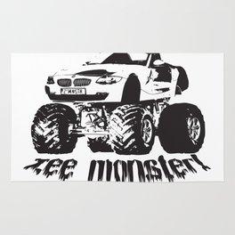 Zee Monster! Rug