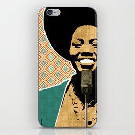 The Soul Diva iPhone Skin