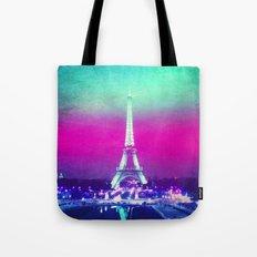 La Tour Eiffel Tote Bag