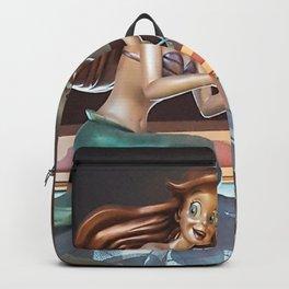 Ariel & Flounder Backpack