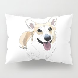 Corgi Pillow Sham