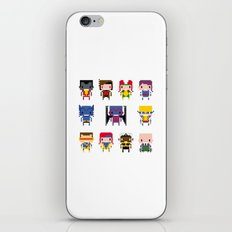Pixel X-Men iPhone & iPod Skin