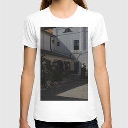 Shaded Koyasan Buddhist Temple T-shirt
