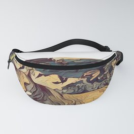 """"""" Preying """" Fanny Pack"""