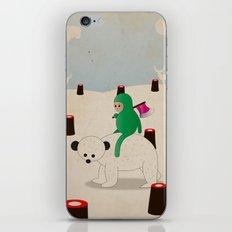a d o r s o d i u n o r s o iPhone & iPod Skin