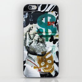 High Dysfunction iPhone Skin