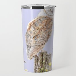Meadow Barn Owl Travel Mug
