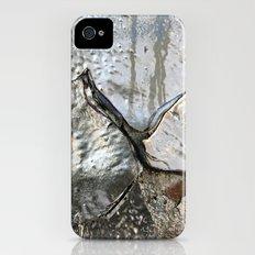 Silver II iPhone (4, 4s) Slim Case