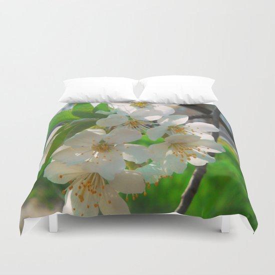 Blossom A Duvet Cover