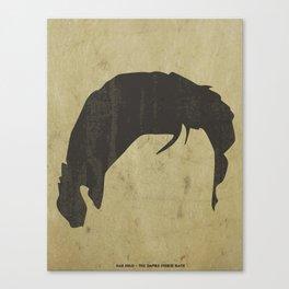 Han Solo Print - LEFT Canvas Print