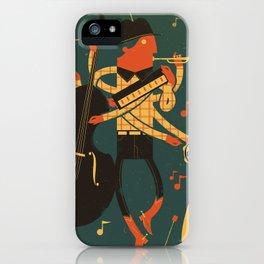 Music Man iPhone Case