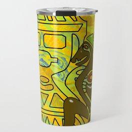 Jungle JUJU Travel Mug