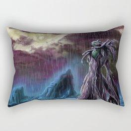 Cherubimon - in the rain Rectangular Pillow