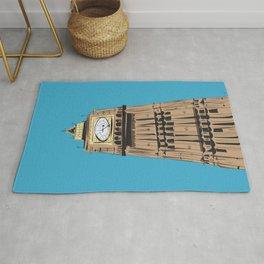 London Big Ben Rug