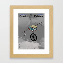 G&R #25 Framed Art Print