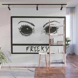 Freeky Wall Mural