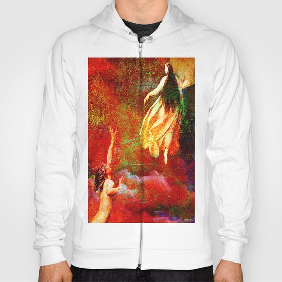 The farewells of the siren to the angel Uriel Hoody
