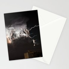 Static Fury Stationery Cards