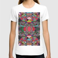 african T-shirts featuring AFRICAN MOTIF  by Vasare Nar