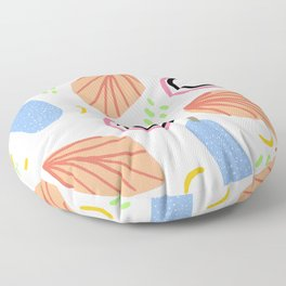 Otoño Floor Pillow