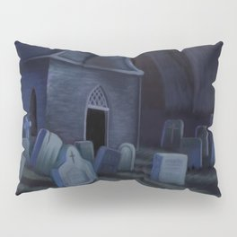 Sleepy Hollow Churchyard Cemetery Pillow Sham