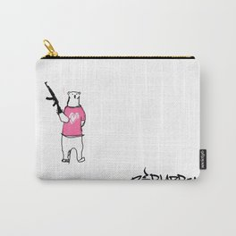 BiPolarBear Carry-All Pouch