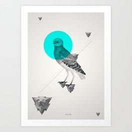 Archetypes Series: Wisdom Art Print