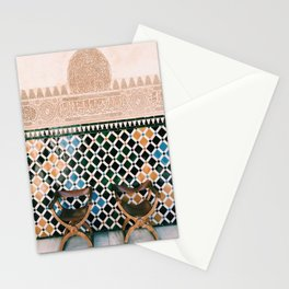 Alhambra Seats Stationery Cards