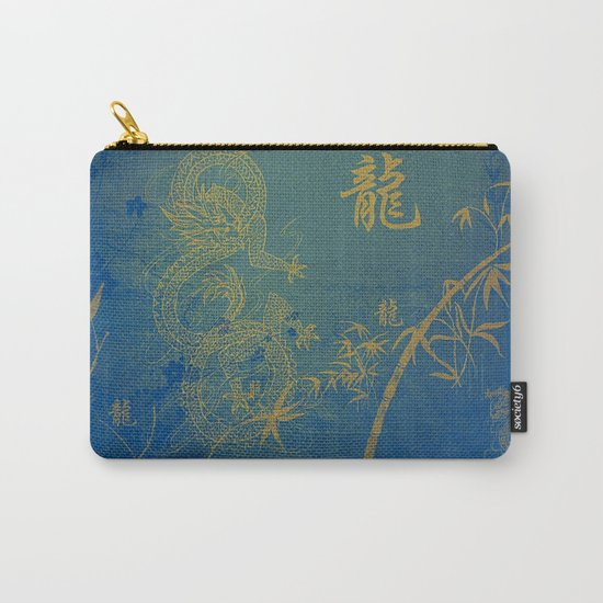 Legend Of The Dragon Carry-All Pouch