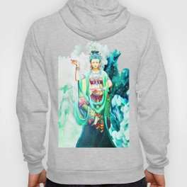 The Goddess of Mercy Hoody
