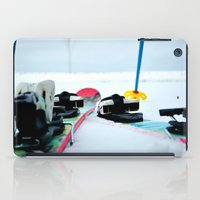 ski iPad Cases featuring Ski View by americansummers