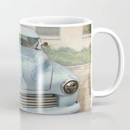 Mercury Blues Coffee Mug
