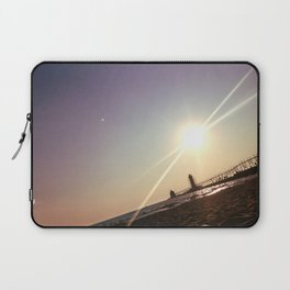 Grand Haven Pier Laptop Sleeve