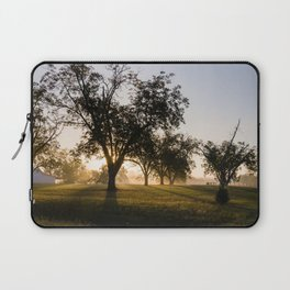 Foggy Morning 2 Laptop Sleeve