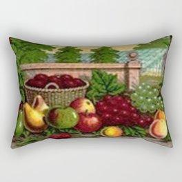 Vintage Harvest Rectangular Pillow