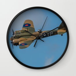 Bristol Blenheim Mk.1 Wall Clock